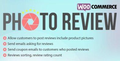 افزونه  اضافه کردن تصاویر به نقد و بررسی های کاربران WooCommerce Photo Reviews ووکامرس نسخه 1.1.5.4