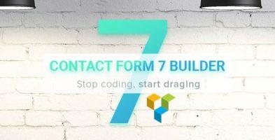 افزونه Moana ساخت فرم تماس 7 به صورت کشیدن و رها کردن نسخه 1.6
