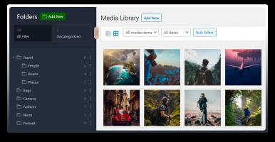 افزونه مدیریت فایل Mediabay وردپرس نسخه 1.4.0