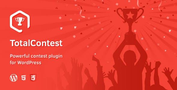افزونه مسابقه ساز TotalContest Pro وردپرس