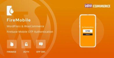 افزونه احراز هویت FireMobile وردپرس و ووکامرس نسخه 1.0.1